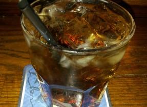Old Faithful Bacardi & Coke