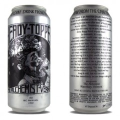 Heady Topper Beer, Hard To Find But Worth it
